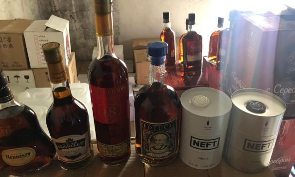 Продавцов токсичного алкоголя задержали в Екатеринбурге