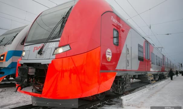 С 1 декабря между Екатеринбургом и Пермью вновь запустят «Ласточку»