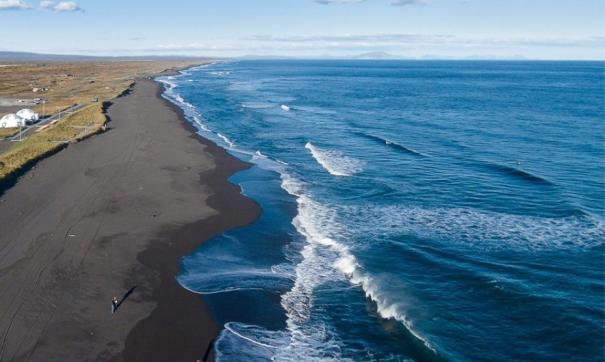 Глава Камчатки заявил, что загрязнение океана может быть связано с землетрясением