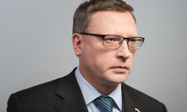 Александр Бурков отстранил от работы заместителя министра здравоохранения