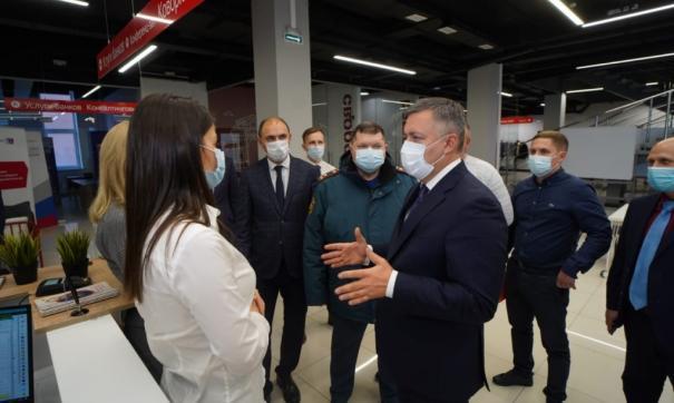 В Иркутской области сохраняется тяжелая обстановка с распространением коронавируса