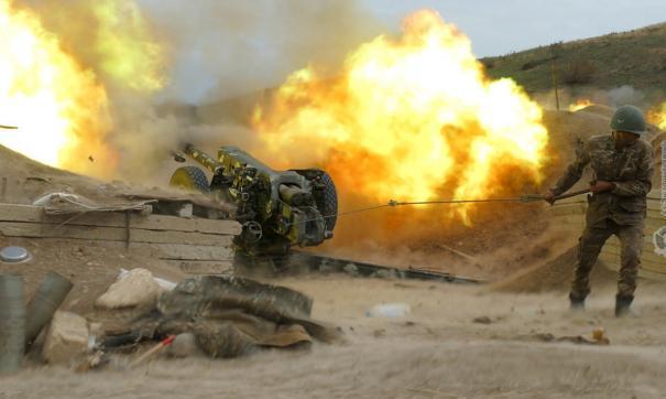 В Нагорном Карабахе продолжаются бои