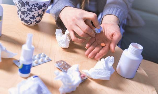 Россиян предупредили о вреде самолечения антибиотиками