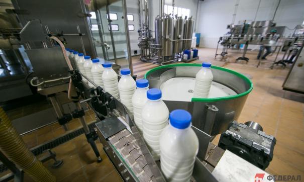 Для производства молока используют местное сырье