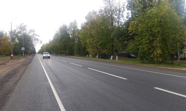 На участке Шопша – Иваново – Нижний Новгород один из самых высоких трафиков движения автомобилей