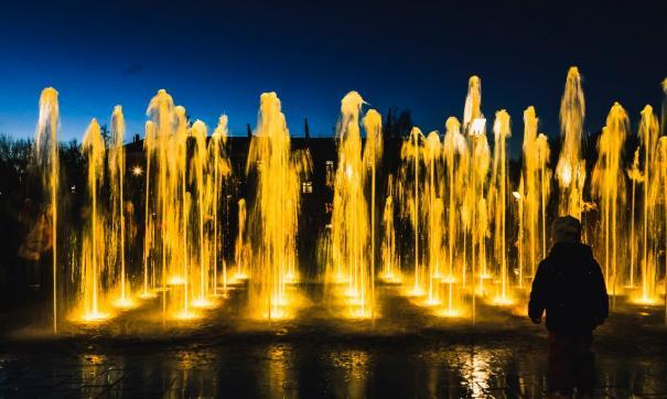 Концепцию нового пешеходного фонтана выбрали сами арзамасцы
