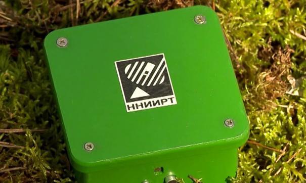 Уникальный прибор для мониторинга леса разработали в Нижнем Новгороде
