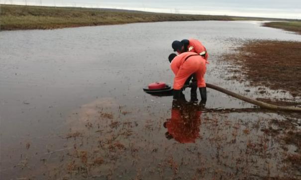Специалисты исследуют Кежемский район для выявления следов нефтепродуктов