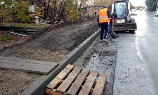 По всем фактам нарушений подрядчикам сделаны предписания