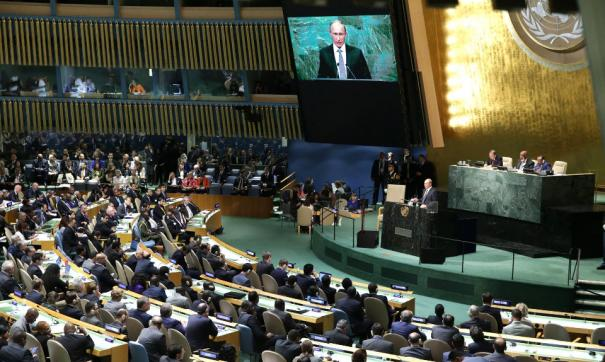Россия заинтересована в продлении договора СНВ-III, заявил постпред