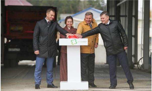 Общая сумма инвестиций составила 350 млн рублей