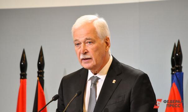 Борис Грызлов прокомментировал международный межпартийный форум «ШОС+»