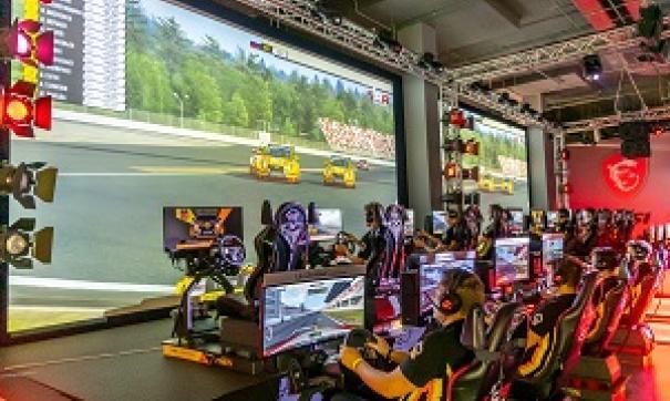 виртуальные гонки