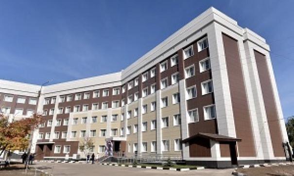 Больница Оренбурга