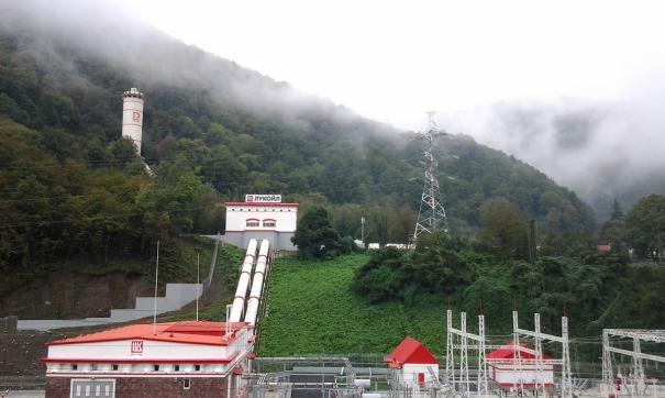Малая ГЭС