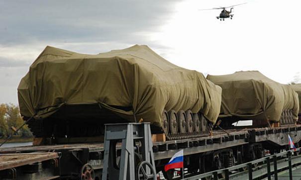 Таким образом Россия подтвердила свою готовность в содействии сохранению мира
