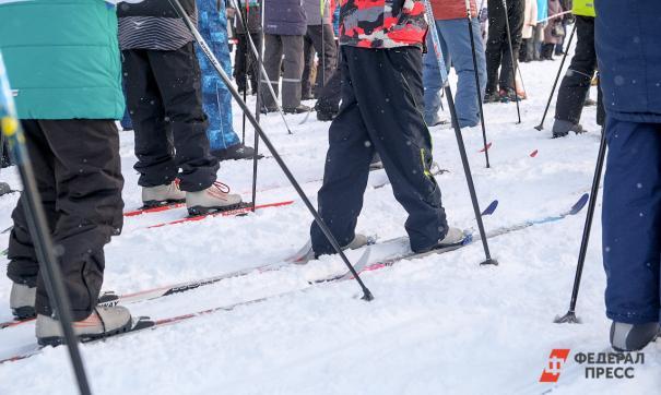 Секция осталась без лыжного оборудования