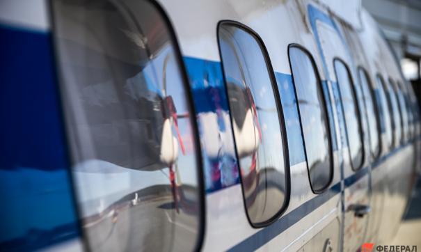 Самолет якутской авиакомпании совершил аварийную посадку