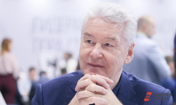 Собянин заявил, что москвичи соблюдают ограничения