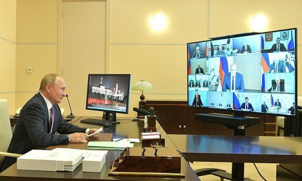 Владимир Путин дал предварительное согласие на визит
