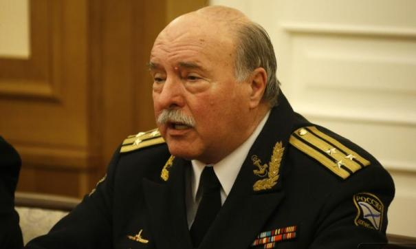 Игорь Британов известен как командир советской подводной лодки К-219