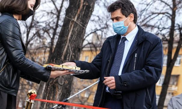 Реконструкция сквера на Орджоникидзе заняла почти год