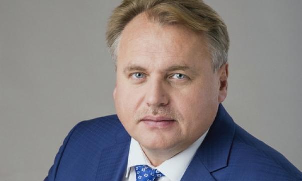 Юрий Уткин: за прекращении его полномочий проголосовали 32 депутата из 34