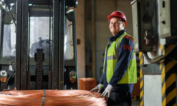 На КМЭЗ модернизируют производство медной катанки