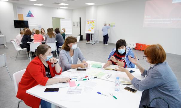 Педагоги и родители с детьми подключились к образовательным сессиям Группы ЧТПЗ