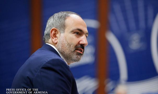 Пашинян оценил отношения Москвы и Еревана