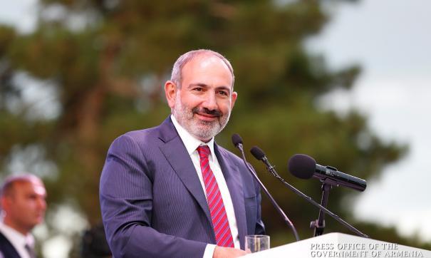 Пашинян Никол