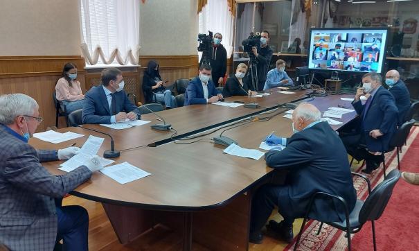 Мякуш дал наставления депутатам по реализации проекта «Огонь Памяти»