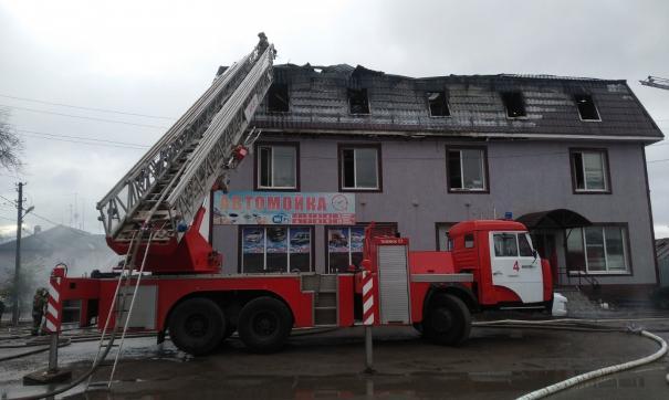 В Самаре жертвами пожара в хостеле стали 8 человек