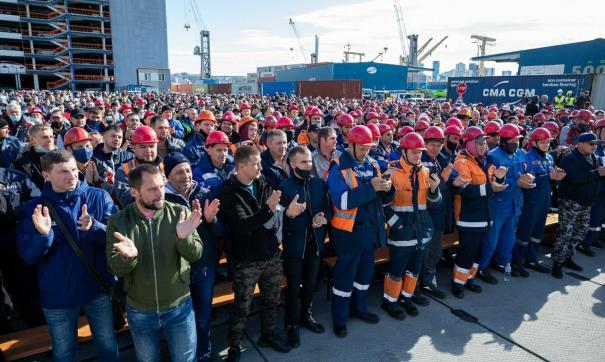 Вооруженные охранники едва не захватили Владивостокский порт