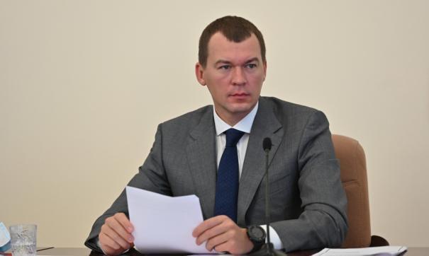Михаил Дегтярев отменил многомиллионный тендер на свою охрану