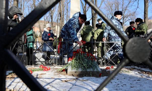 3 декабря вся страна будет отмечать День неизвестного солдата