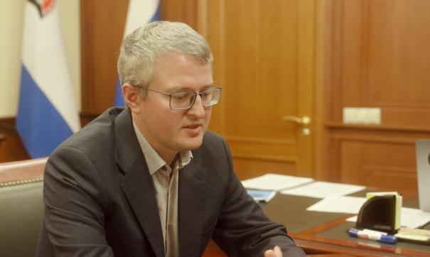 Солодов рассказал, что в его планах – строительство современного аэропорта в крае