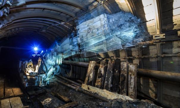 Ярегское месторождение – единственное в России, где добыча ведется шахтным способом