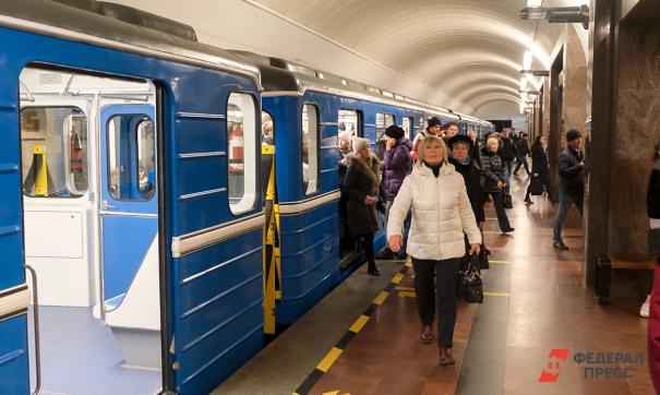 В Новосибирске изменится график работы метро