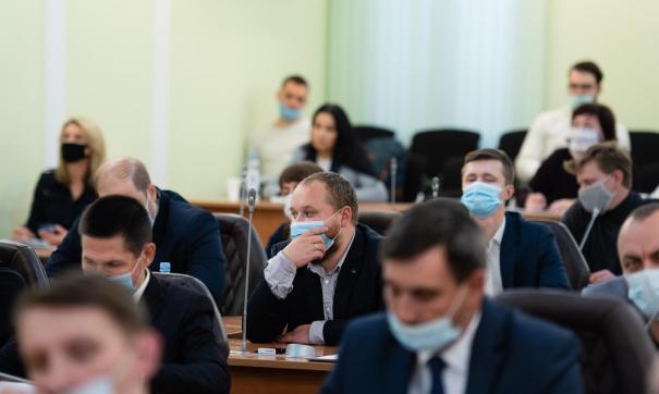 Томские депутаты обсудили проект по отмене прямых выборов мэра