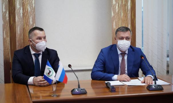 Новым руководителем минздрава Иркутской области назначен заведующий московской поликлиникой