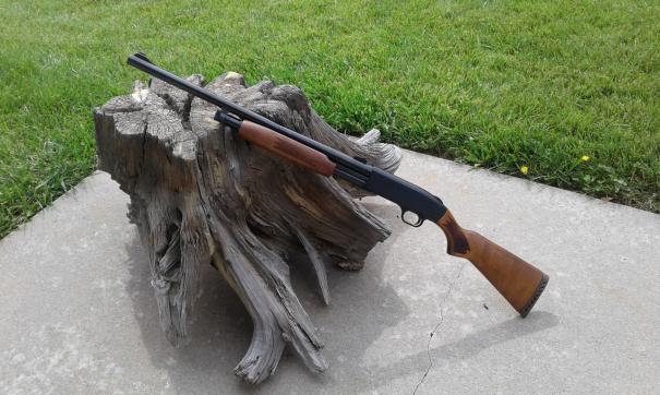 Мужчина был застрелен на охоте