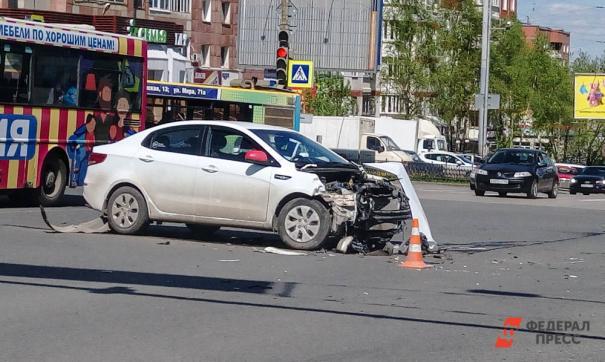 Количество ДТП со смертельным исходом в Башкирии выше запланированного