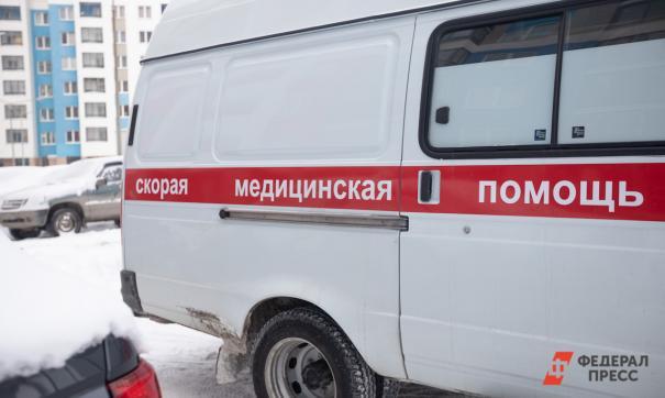 Сотрудники скорой помощи подверглись нападению