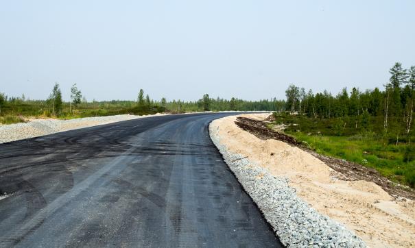 Дороги в Нижегородской области ремонтирую в рамках нацпроекта
