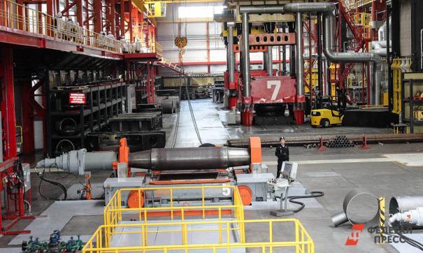 На экспорт поставляется продукция черной металлургии