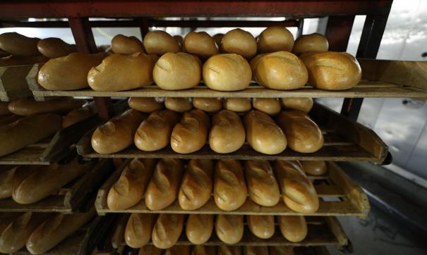 Цена на хлебобулочные изделия будет расти