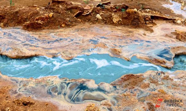 Губернатор рассказал о результатах проб воды из реки Кемь