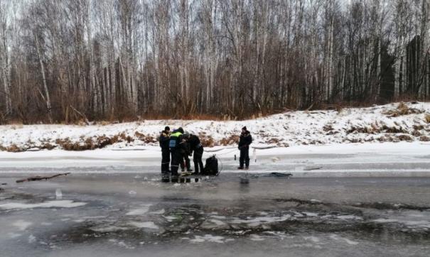На Среднем Урале шестые сутки продолжатся поиски пропавших рыбаков