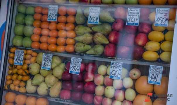 Свердловский Роспотребнадзор изъял из оборота 9,3 тонны фруктов и овощей